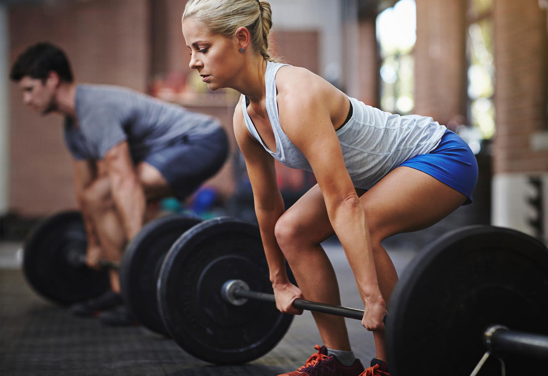 strength training | healthclubs.com.au