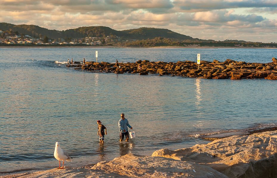 fishing spots in terrigal | terrigal.com.au