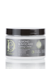 Almond & Avocado Curling Crème