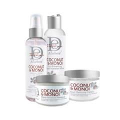 Pack Coconut & Monoi