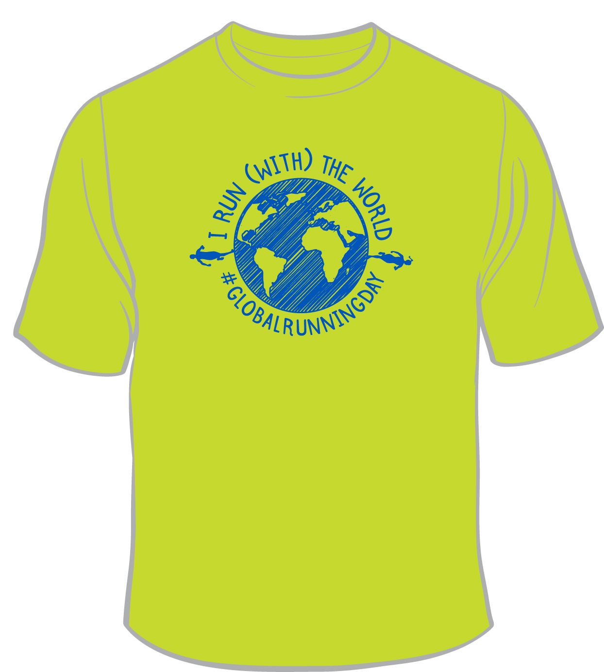 Global Running Day Tee