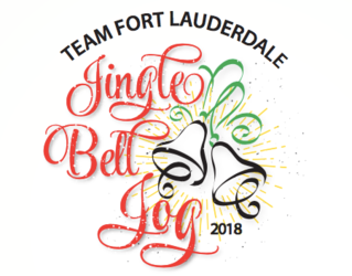 Team Fort Lauderdale Jingle Bell Jog