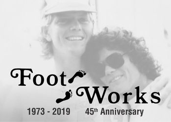 FootWorks 45th Anniversary Fun Run