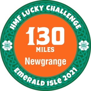 130 Miles /// Newgrange