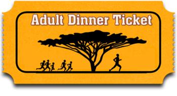 WRM Adult Dinner Ticket