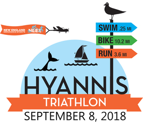 Hyannis Sprint & Olympic Triathlon - Sep 2018
