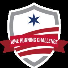 CARA Global Running Day June Running Challenge