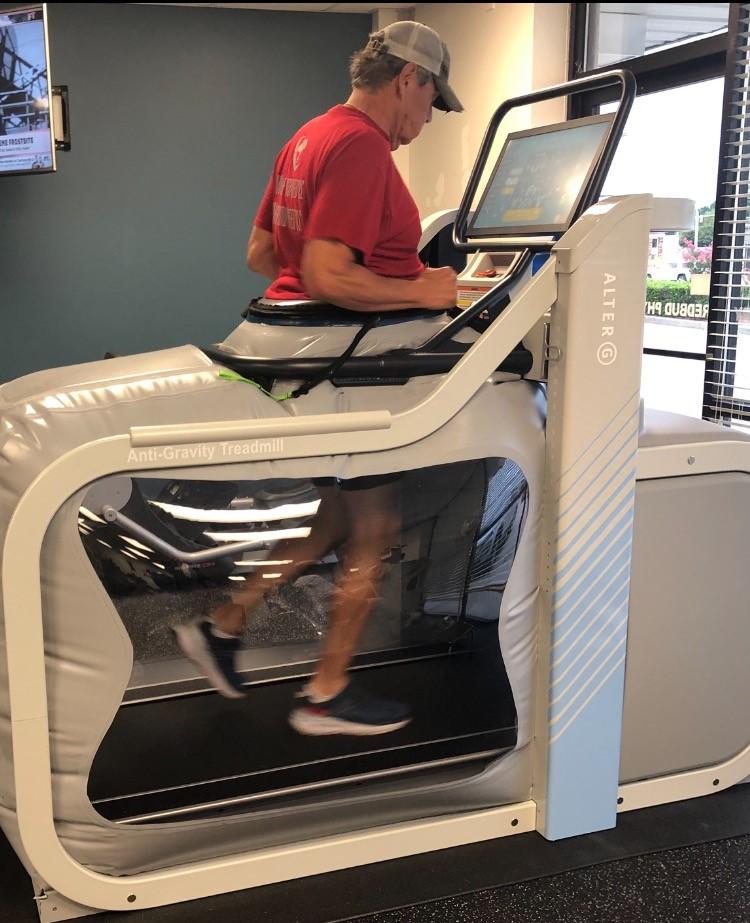 FREE TRIAL - AlterG® Anti-Gravity Treadmill®
