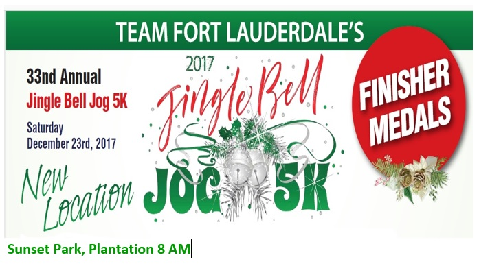 The Original Jingle Bell Jog 5K