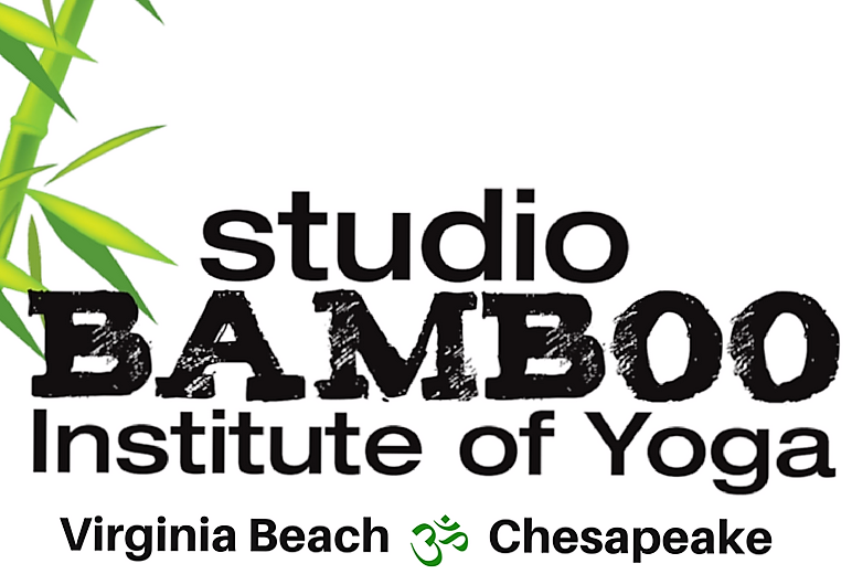 Studio Bamboo Yoga  Logo