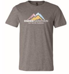 Ogden Marathon Colored Mountain Tee
