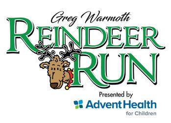 Greg Warmoth Reindeer Run presented by AdventHealth for Children