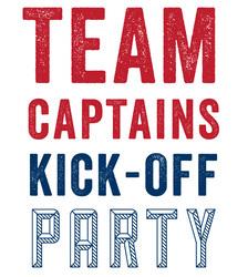 Team Captains Kick-Off Party