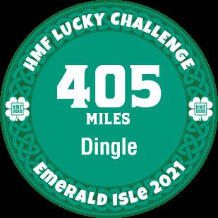 405 Miles /// Dingle