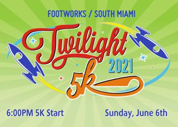 FootWorks South Miami Twilight 5K