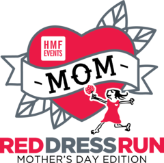 Red Dress Run Mother's Day Edition