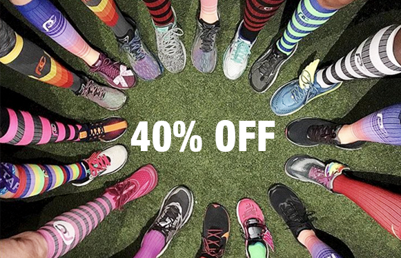 PRO Compression Socks event offer