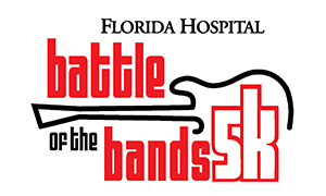 Florida Hospital Battle of the Bands 5k Registration - Save $5