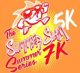 The Summer Slam 5k, Summer Series 7k & 12K Combo Challenge