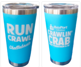 Run Crawl Shellebrate Tumbler