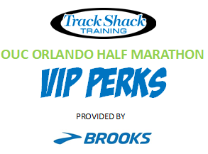 ORLANDO HALF VIP PERKS SPONSORED BY BROOKS