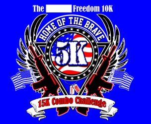 The Freedom 10K, Home Of The Brave 5k & 1/4 Mile Kids Dash