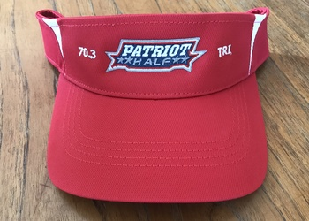 Patriot Half Running Visor