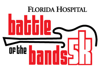 Florida Hospital Battle of the Bands 5k