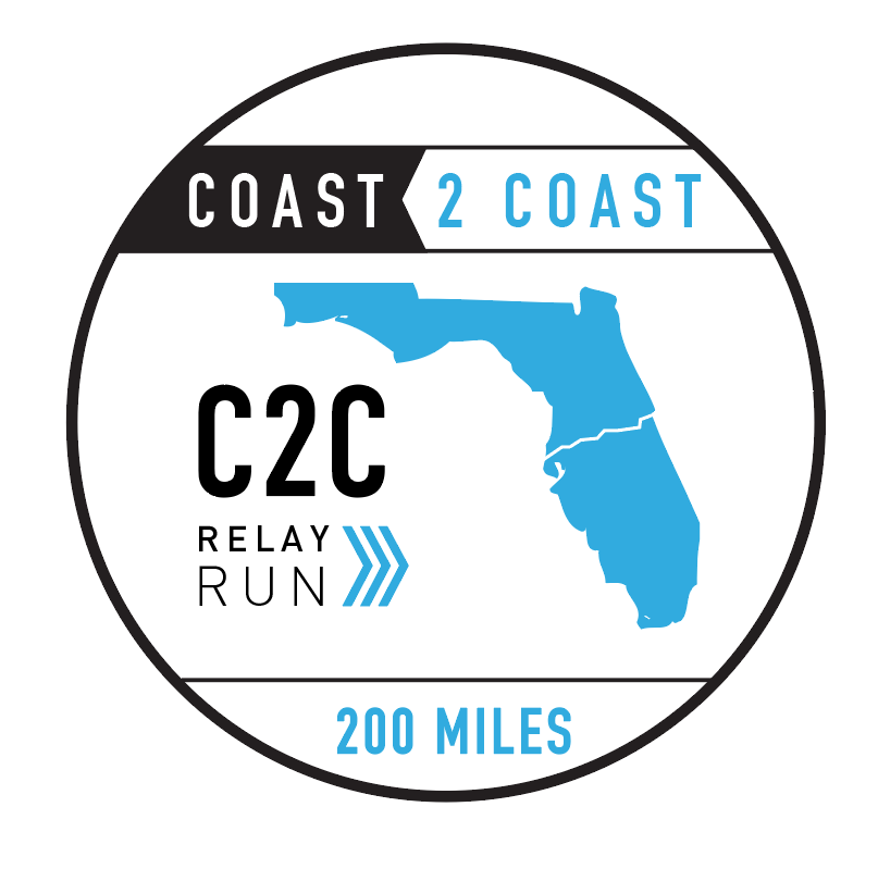 Coast 2 Coast Relay Run