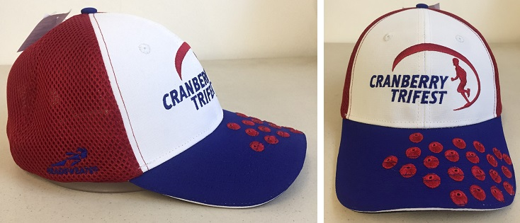 Cranberry Trifest Tricker Hat