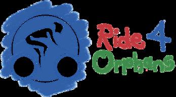 Ride 4 Orphans 2019 logo