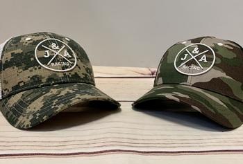 J&A RACING TRUCKER HAT
