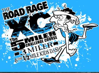 Road Rage XC 5 Miler & XC 3 Miler