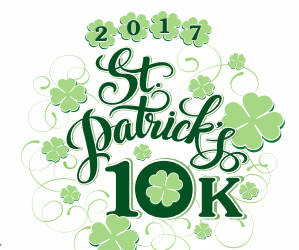 22nd Annual St. Patrick's 10K 2017