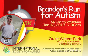 Brandon''s Run for Autism