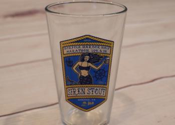 2019 Norfolk Harbor Pint Glass
