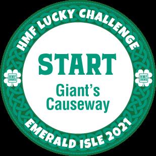 0 Miles /// Giant's Causeway