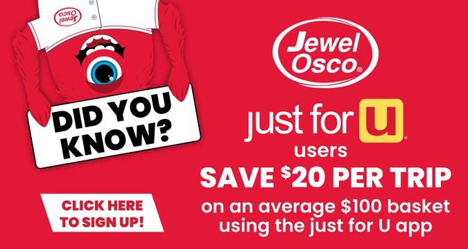 Jewel-Osco Just for U!