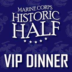May 18, 2019 - Historic Half VIP Dinner