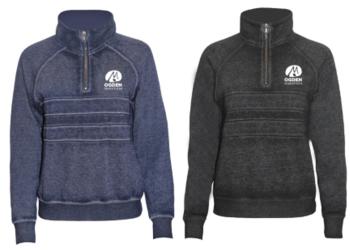 Ogden Marathon 1/4 Zip Sweatshirt