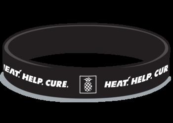 HEAT.HELP. CURE. Bracelet