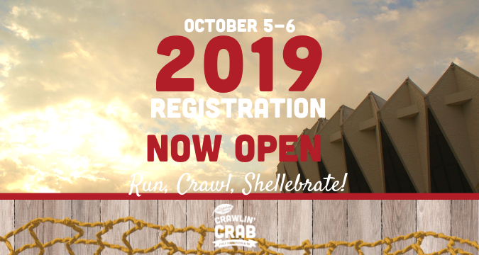 2019 Registration is Open!