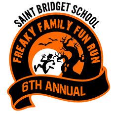 Saint Bridget's 6th Annual Freaky Family Fun Run and Walk