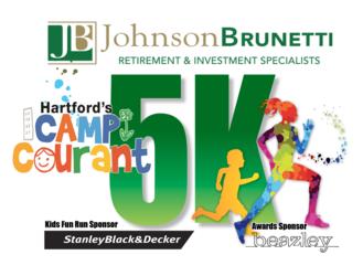 Johnson Brunetti 5K and Kids Fun Run to benefit Hartford's Camp Courant