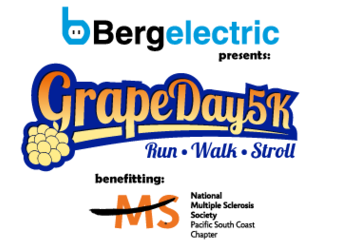 Grape Day 5K - 2016