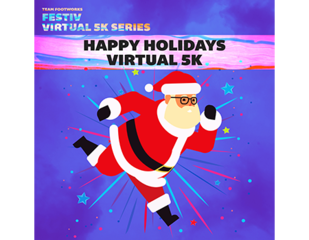 Happy Holidays Virtual 5K