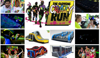 2021 Going & Glowing Crazy Run