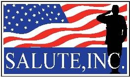 Run with Team Salute Logo