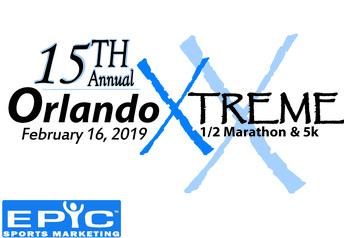Orlando Xtreme Half Marathon and 5k  2019