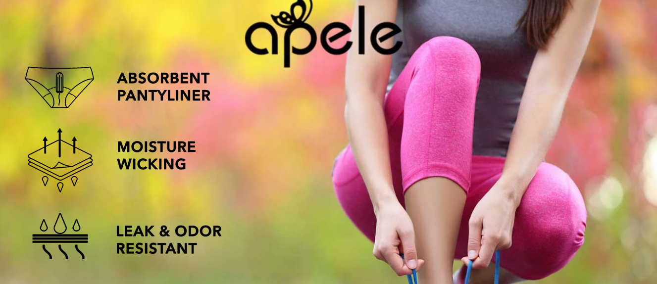 Apele Running Underwear for Women